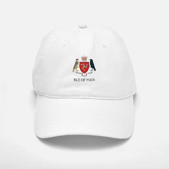 Isle of Man Coat of Arms Baseball Baseball Cap