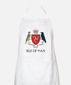 Isle of Man Coat of Arms BBQ Apron