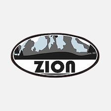 Zion - Utah Patch