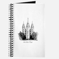 Salt Lake Temple Journal