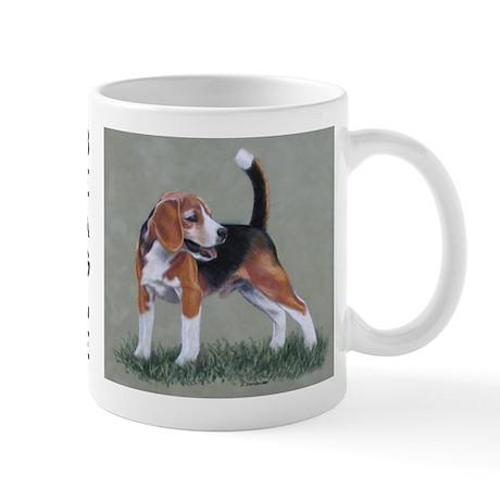 Beagle Standing Mug