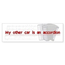 bumper, my_other Bumper Bumper Sticker