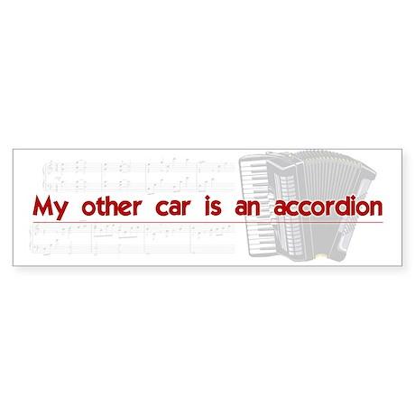 bumper, my_other Bumper Sticker
