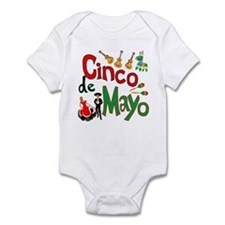 Cinco de Mayo Infant Bodysuit