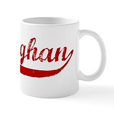 Monaghan (red vintage) Small Mug