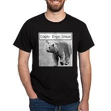 Cogito Ergo Ursus T-Shirt