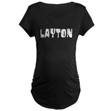 Layton Faded (Silver) T-Shirt