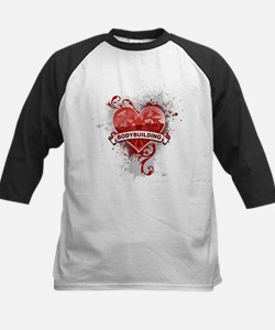 Heart Bodybuilding Tee