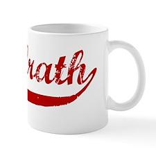 Mcelrath (red vintage) Mug