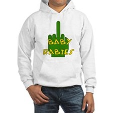 Fuck Baby Rabies Jumper Hoody