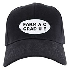 Funny Pharmacy Degree Baseball Hat