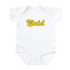 Retro Enid (Gold) Infant Bodysuit