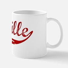 Melville (red vintage) Mug