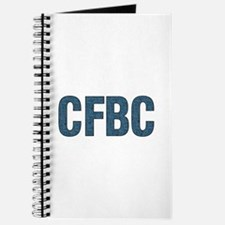 CFBC Blue Logo Journal