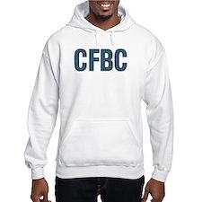 CFBC Blue Logo Jumper Hoody