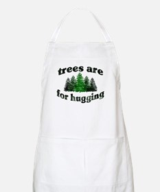 Trees Are For Hugging BBQ Apron