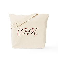 CFBC Red Logo Tote Bag