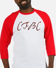 CFBC Red Logo Baseball Jersey