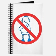 No Kids Allowed Journal