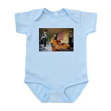 Dr. Ralph Stanley Infant Creeper