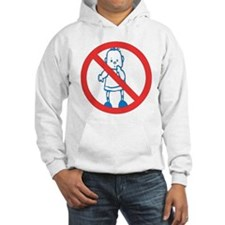 No Kids Allowed Jumper Hoody