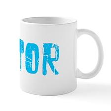 Mentor Faded (Blue) Mug
