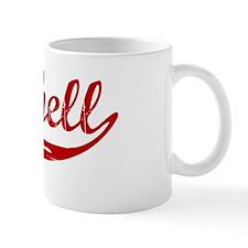 Mitchell (red vintage) Mug