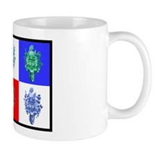 Warhola Style Lambrettas Mug