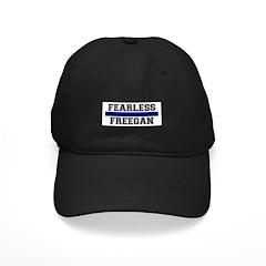 Fearless Freegan Baseball Hat