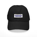 Fearless Freegan Black Cap