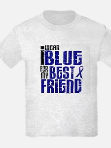 I Wear Blue For My Best Friend 6 T-Shirt