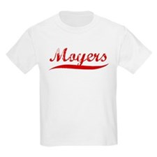 Moyers (red vintage) T-Shirt