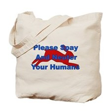 Overpopulation Bombs Tote Bag