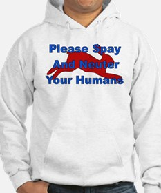 Overpopulation Bombs Jumper Hoody