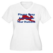 Overpopulation Bombs T-Shirt