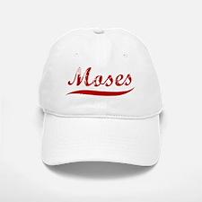 Moses (red vintage) Baseball Baseball Cap