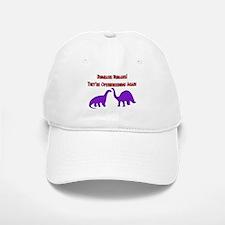 Overbreeding Dinosaurs Baseball Baseball Cap