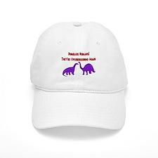 Overbreeding Dinosaurs Baseball Cap