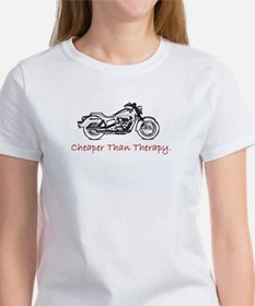 """""""Cheaper Than Therapy""""Tee"""