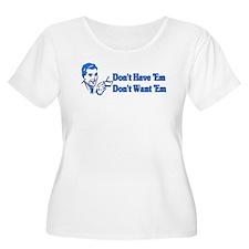 Don't Want Children T-Shirt