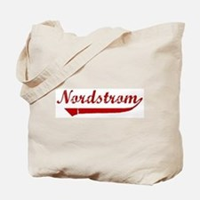 Nordstrom (red vintage) Tote Bag