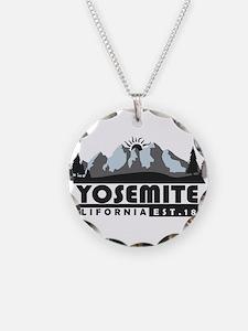 Yosemite - California Necklace