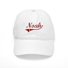 Noah (red vintage) Baseball Cap