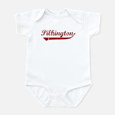 Pilkington (red vintage) Infant Bodysuit