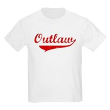 Outlaw (red vintage) T-Shirt