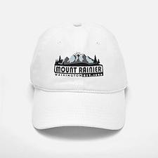 Mount Rainier - Washington Baseball Baseball Cap