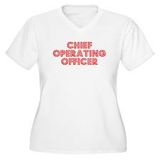 Retro Chief Opera.. (Red) T-Shirt