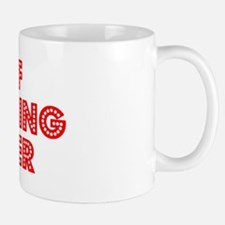 Retro Chief Opera.. (Red) Mug