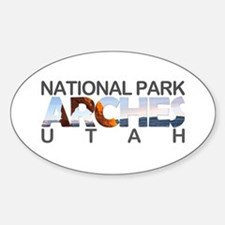 Arches - Utah Decal