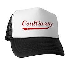 Osullivan (red vintage) Trucker Hat